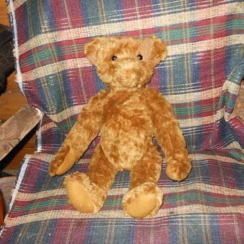 Vintyage Jointed Teddy Bear Growler