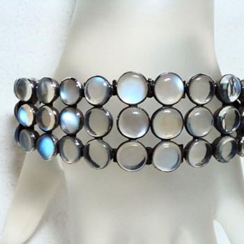 My Favorite Moonstone Bracelet