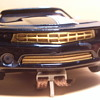 AMT CAMARO SS 1/24TH VINTAGE CHASSIS CANDIES WHEELS