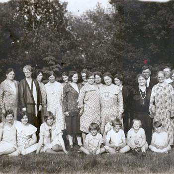 Family Reunion - Photographs