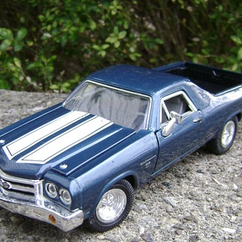 1970 Chevy SS El Camino - Classic Cars