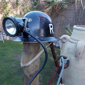 mining rescue helmet