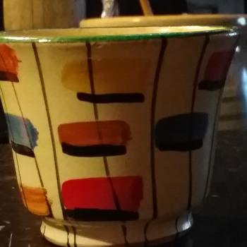flower pot? - Pottery