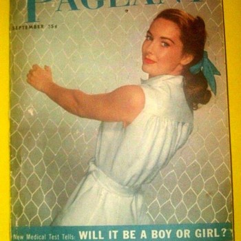 "PAGEANT MAG, SEPT. 1953, I QUOTE COVER, ""WHO ARE THE QUEER PEOPLE""? (GAY)!"