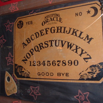 Ouija Boards - Games