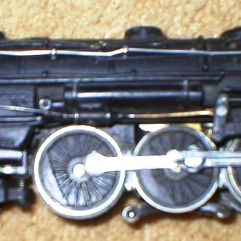 Pre-War Lionel Engine #53-42  01E - O GAUGE - Model Trains