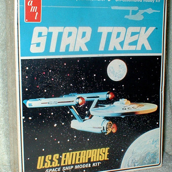 Star Trek Model Kit