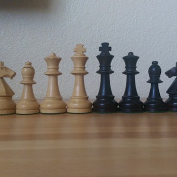 Garry Kasparov Signature Chess Set