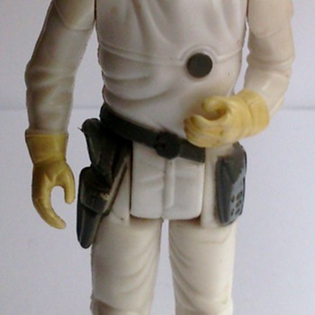 Star Wars Vintage Loose ESB Cloud Car Pilot - Toys