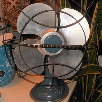 Westinghouse Model 12 LA Livelyaire Fan - Tools and Hardware