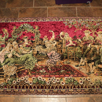 Rug given to us for some work - Rugs and Textiles