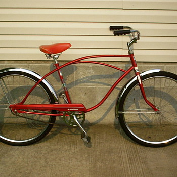Montgomery-Ward Hathorne bicycle. - Sporting Goods