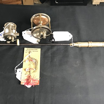 Winchester repeating arms company fishing equipment  - Fishing
