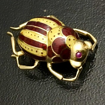 Cute bug - Fine Jewelry