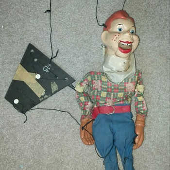 Old Howdy Doody Marionette