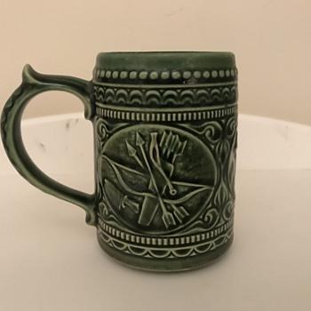 McCoy beer mug - Pottery