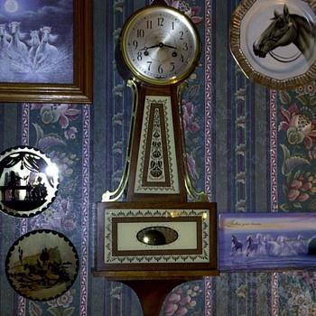 Banjo Clock - Clocks
