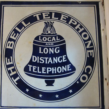 Bell Tel sign