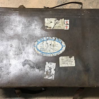 C. Maude bag and trunk manufacturer. - Furniture