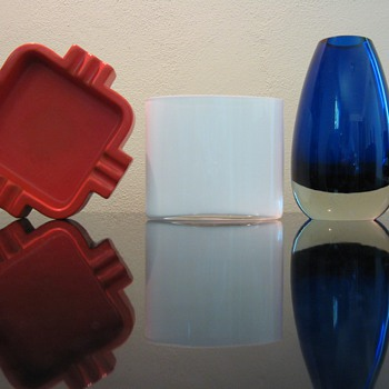 HAPPY 4TH OF JULY - Art Glass