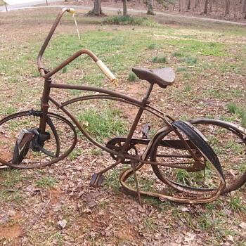 Vintage Columbia good year hi-patrol bike  - Sporting Goods