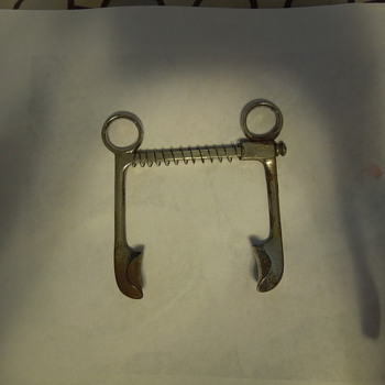 Found at an antique sale- Dental tool possibly? - Tools and Hardware