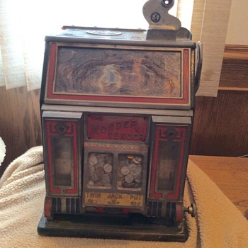 Family slot - Coin Operated