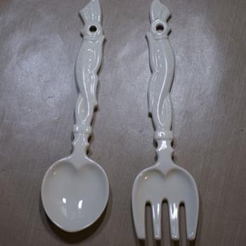 China Salad Set - China and Dinnerware