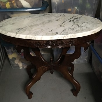 Parlor table - Furniture