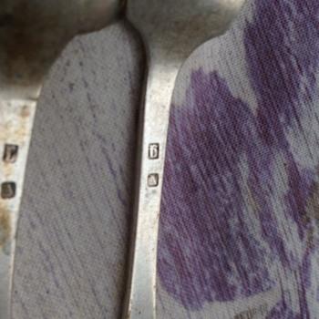 Help identify. - Silver