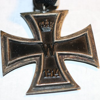 1914 Grand Iron Cross - Military and Wartime