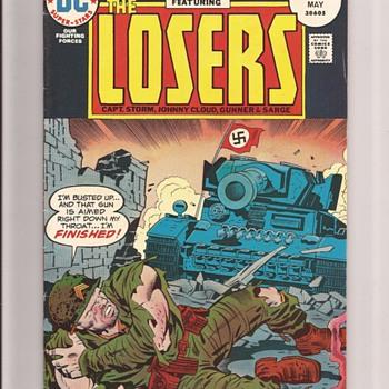 War comic 4colours