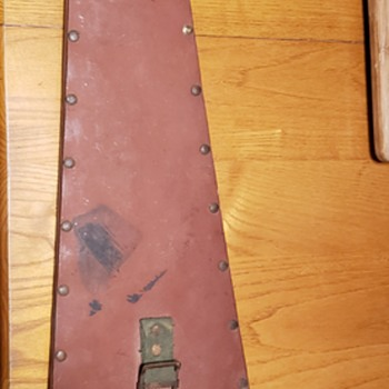 Saw scabbard  - Tools and Hardware
