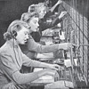 Chesapeake and Potomac Telephone Company Operators Photo, Circa 1951