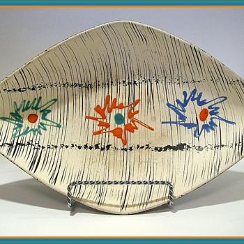 West Germany Pottery -- Bowl - Pottery