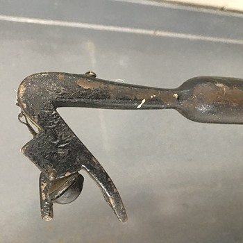 Unknown Firefighter hand tool. Need help identifying. - Firefighting