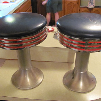 buick55 made me post these stools!!! - Mid-Century Modern