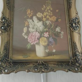 Grannies flower picture