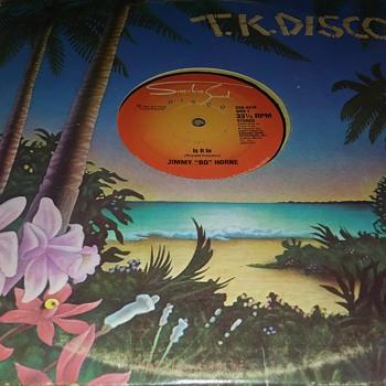 """12"""" VINYL DISC....#149 - Records"""