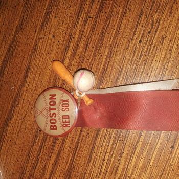 Boston red sox pin