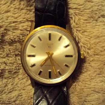 1910 elgin watch alligator straps worth anyting?  - Wristwatches