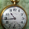 Great Grandfathers Illinois Pocket Watch