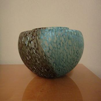 RARE Kosta Boda Signed Kjell Engman - Art Glass