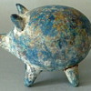 WHAT IS IT PIG FIGURINE