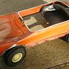 Porsche Pedal Car (landfill rescue)