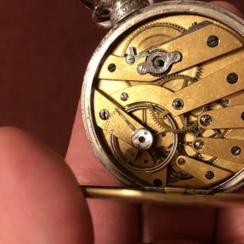 Estate pocket watch info - Pocket Watches