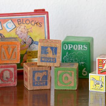 Fun With Blocks - Toys