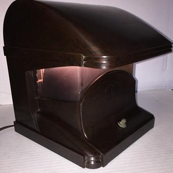 Polaroid 112 Desk lamp 1939