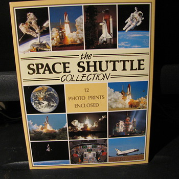 Space Shuttle Collection - Photographs