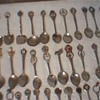 Variety Of 60 Collecible Spoons,From All Over The World.